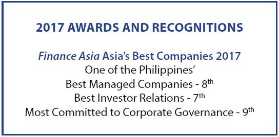 GT Capital - Corporate Governance Report